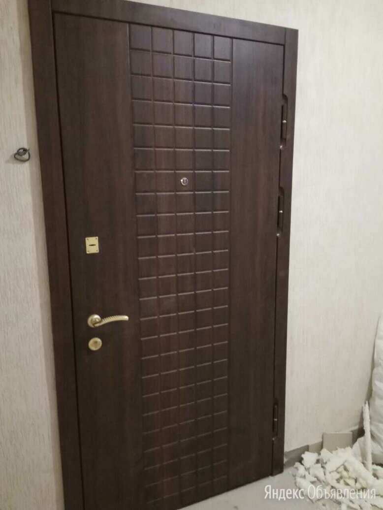 Дверь металлическая входная по цене 16000₽ - Входные двери, фото 0