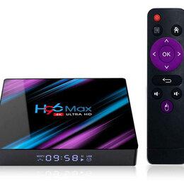 ТВ-приставки и медиаплееры - Тв приставка H96 max на Андройд 10, 0