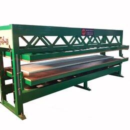 Инкассаторское оборудование - Пресс пневматический для производства дверей, 0