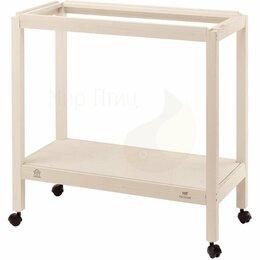 Игрушки и декор  - Деревянная подставка под клетки для птиц Giulietta 5 STAND GIULIETTA 5 - Подстав, 0