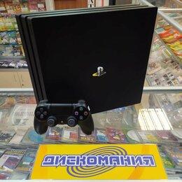 Игровые приставки - PlayStation 4 PRO 1TB, 0