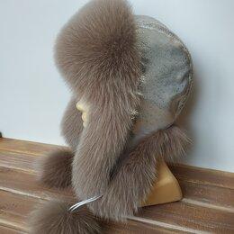 Головные уборы - Ушанка меховая женская Арт.Ум2359, 0