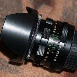 Объективы - Объектив helios-44m 58mm f2 nikon, 0