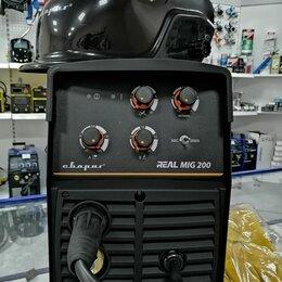 Сварочные аппараты - Сварочный полуавтомат Сварог MIG 200 REAL Black, 0