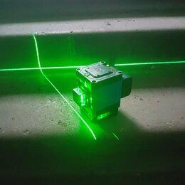 Измерительные инструменты и приборы - Лазерный нивелир 3D - 8 линий, 0