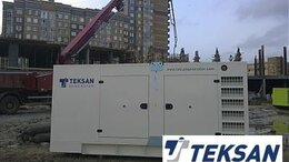 Электрогенераторы - Генераторы TEKSAN, 0