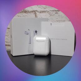 Наушники и Bluetooth-гарнитуры - AirPods 2 (Luxe) + Доставка, 0