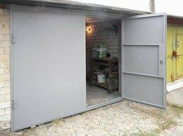 Заборы и ворота - Металлические гаражные ворота, утепленные или…, 0