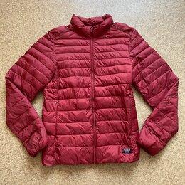 Куртки - Куртка мужская pull and bear новая, 0