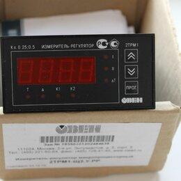 Измерительные инструменты и приборы - Измеритель-регулятор микропроцессорный 2ТРМ1-Щ2.У.РР, 0