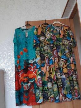 Платья - Три летних платья из хлопка, 0