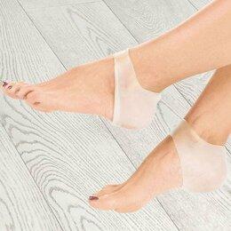 Уход за ногами - Напяточник силиконовый от трещин на пятках, 0