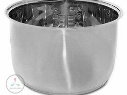 Мультиварки - Чаша для мультиварки Redmond RB-S500H стальная, 0