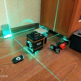 Измерительные инструменты и приборы - Прокат аренда лазерный уровень 4D, 0