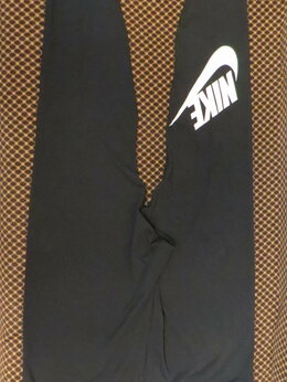 Форма - Легинсы женские спортивные новые Nike 54-56 , 0