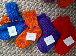 Носки - сыночкам и дочкам-вязанные носочки!, 0