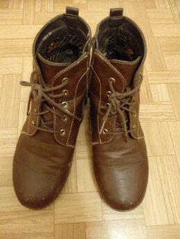 Ботинки - Ботинки женские осенние 41 р., 0