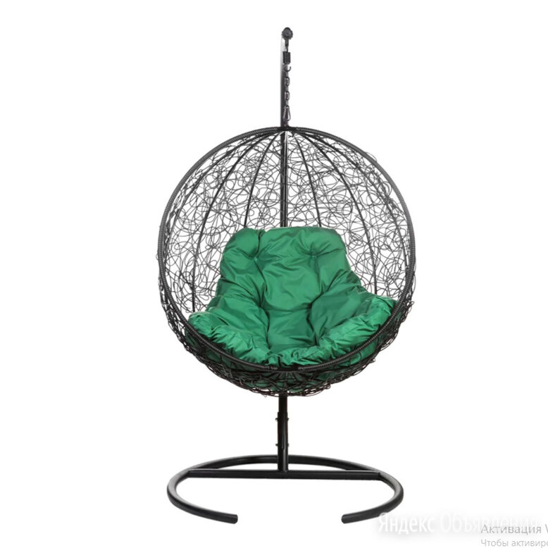 КРЕСЛО ПОДВЕСНОЕ KOKOS СО СТОЙКОЙ по цене 12419₽ - Подвесные кресла, фото 0