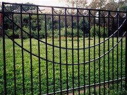 Заборы и ворота - Заборы, ограждения эконом класса, 0