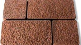 """Тротуарная плитка, бордюр - Брусчатка (тротуарная плитка) """"Шагрень""""…, 0"""