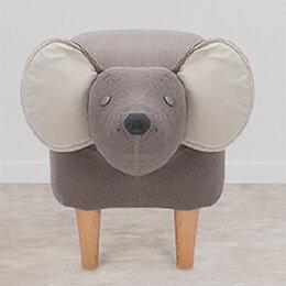 Пуфики - Пуф мягкий 0,75 м Мышь, 0