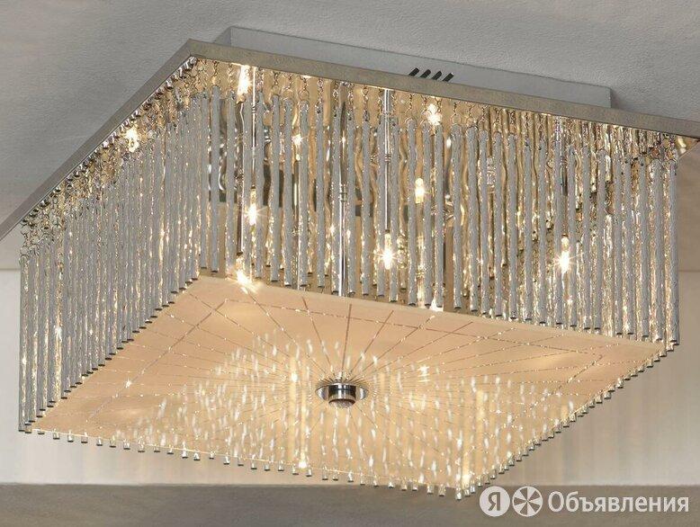 Потолочный светильник Lussole Angera LSA-5877-08 по цене 5481₽ - Люстры и потолочные светильники, фото 0