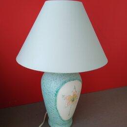 Настольные лампы и светильники - Лампа настольная новая, 0