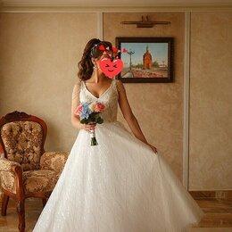Платья - Чудесное свадебное платье , 0