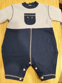 Комбинезоны - Новая поддёва для новорожденных на рост 62 см, 0