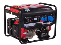 Электрогенераторы - Генератор бензиновый Elitech СГБ 9500Е, 0