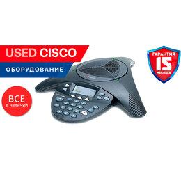 VoIP-оборудование - Polycom SoundStation2W (used), 0