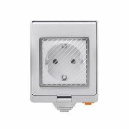 Системы Умный дом - Sonoff S55 Wi-Fi Smart Waterproof Socket, 0