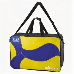 Дорожные и спортивные сумки - Сумка на 6 вол. мячей «MIKASA» арт. AC-BG260W-YB, 0