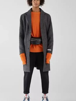 Пальто - Пальто мужское , 0