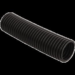 Кабеленесущие системы - Труба гофрированная ПНД 20 мм IEK с зондом,…, 0