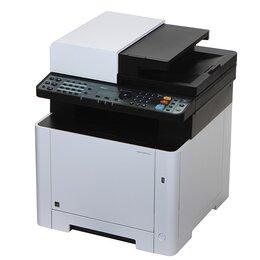 Принтеры, сканеры и МФУ - МФУ Kyocera Ecosys M5521cdw, 0