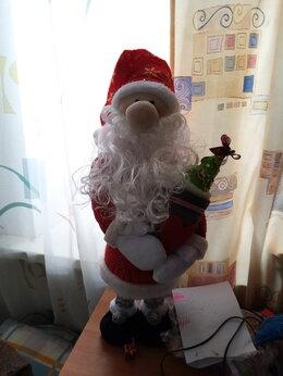 Статуэтки и фигурки - Дед мороз ручной работы , 0