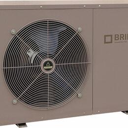 Тепловые насосы - Тепловой насос для бассейна BRILIX inverBOOST XHPFD100 E, 0