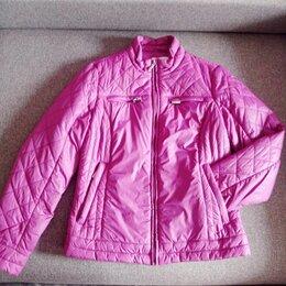 Куртки - Стеганная куртка, 44 размер, 160-165 см, 0