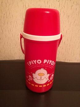 Контейнеры и ланч-боксы - Контейнер для воды детский (Япония), 0