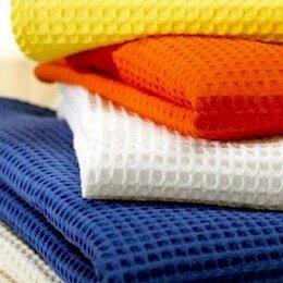 Полотенца - Полотенце вафельное набивное 50*90 инд упак 300…, 0