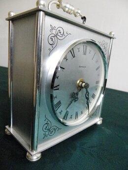Часы настольные и каминные - Каретные часы производство Германия знаменитая…, 0