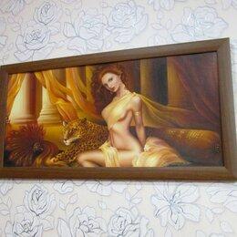 """Картины, постеры, гобелены, панно - Картина """"Богиня Охоты"""", 0"""