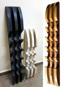 Полки - Винные полки из массива дерева от производителя, 0
