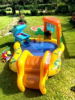 Игровые и спортивные комплексы и горки - Детский надувной бассейн , 0