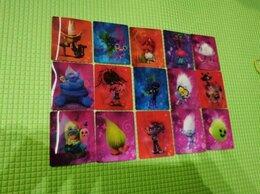 Коллекционные карточки - Карточки тролли- 15шт, 0