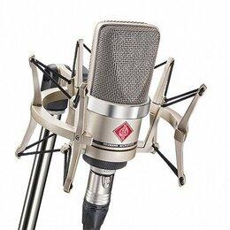 Микрофоны - Студийный микрофон Neumann tlm 102, 0