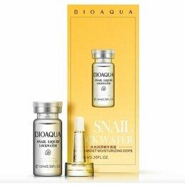 Антивозрастная косметика - Сыворотка Bioaqua с муцином улитки 10 мл.,…, 0
