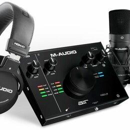 Музыкальные CD и аудиокассеты - M-Audio AIR 192 | 4 Vocal Studio Pro комплект, 0