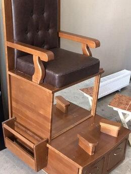 Аппараты для чистки обуви - Кресло для чистки обуви, 0